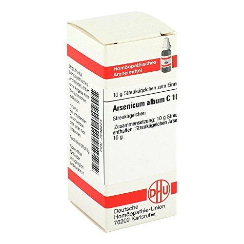 Arsenicum Album C 100 Glo 10 g -