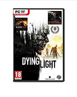 Dying Light Be the Zombie Edition Including Full Season Pass (Exclusive to Amazon.co.uk) (PC DVD) (B00R60CAW8) | Amazon price tracker / tracking, Amazon price history charts, Amazon price watches, Amazon price drop alerts