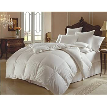 New 13.5 Tog King Size Duck Feather & Down Duvet Quilt, 20% DOWN ... : king size down quilt - Adamdwight.com