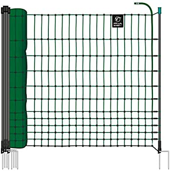 VOSS farming Non-Electric fence netting farmNET for poultry