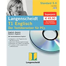 Langenscheidt T1 Standard 5.0 - Englisch