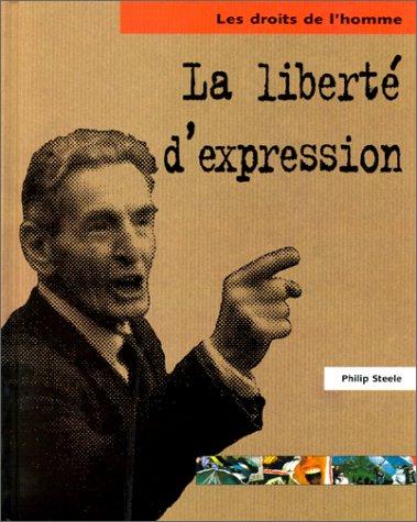 La liberté d'expression par Philip Steele