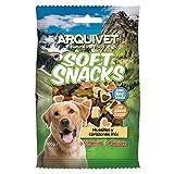 Arquivet Soft snacks huesitos y corazones mix 100 grs