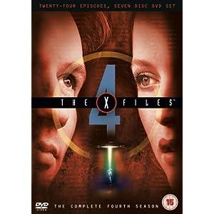 The X Files: Season 4 [DVD] [1994]