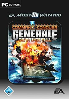 Command & Conquer: Generäle - Die Stunde Null (EA Most Wanted) (B000B9WFQM) | Amazon price tracker / tracking, Amazon price history charts, Amazon price watches, Amazon price drop alerts