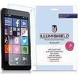 Dell Venue 8 Pro Screen Protector (5855)[1-Pack], iLLumiShield - (HD) Blue Light UV Filter / Premium Clear Film / Anti-Fingerprint / Anti-Bubble Shield