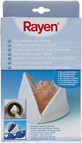 Preisvergleich Produktbild Rayen 6391 - Wäschenetz für Dessous, waschmaschinenfest, gepolstert