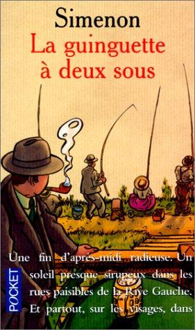 La Guinguette à deux sous par Georges Simenon