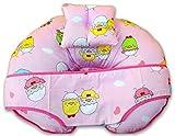Mypillow Best Deals - Unique 4in 1Premium Cotone Cuscino da allattamento con Free Mini Cuscino e Baby Harness