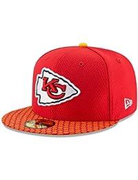 e04f04e1f04f New Era 59Fifty Cap - NFL SIDELINE 2017 Kansas City Chiefs