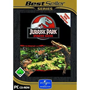 Jurassic Park – Operation Genesis [Bestseller Series]