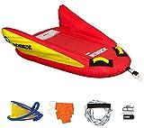 Jobe Hydra Package 1 Personen Schleppmatte Tube Schleppsitz Funtube Towable fürs Boot