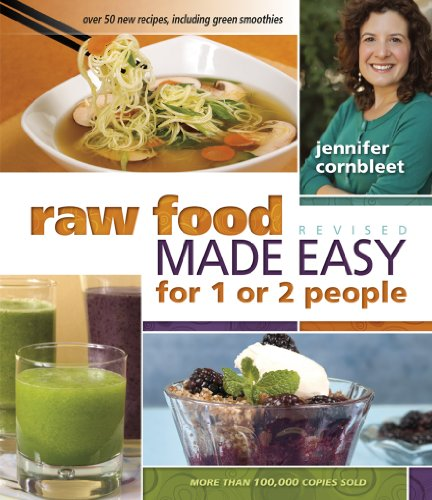 Download pdf by jennifer cornbleet raw food made easy for 1 or 2 download pdf by jennifer cornbleet raw food made easy for 1 or 2 people revised edition forumfinder Gallery