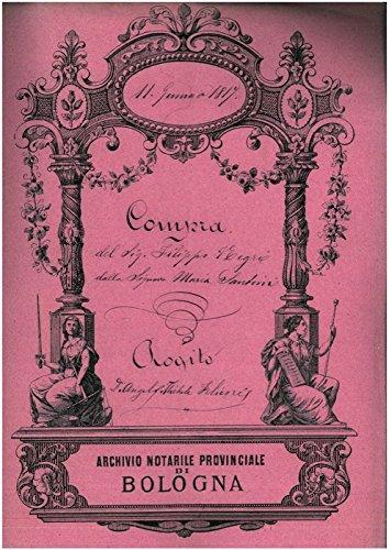 Compra di un predio detto Ronchi di Sopra o Ca de Gozzi, usato  Spedito ovunque in Italia