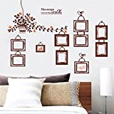 XPY-wall sticker Wandtattoos wandaufkleber Wandbilder Tapeten Wandsticker-Fotorahmen-Fotowand, 60 * 90CM