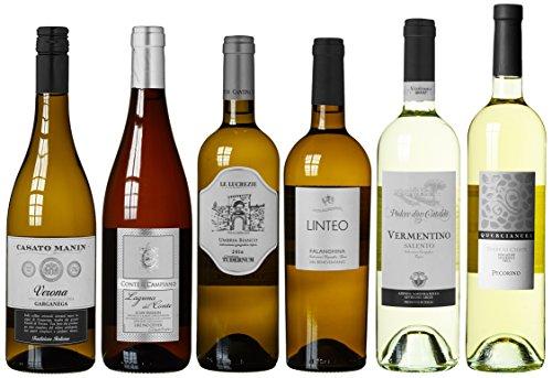 Probierpaket Weissweinreise durch Italien Trocken (6 x 0.75 l)
