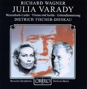 Wagner Wesendonk-Lieder Var