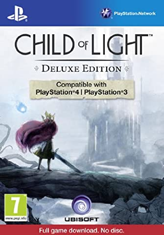 Child of Light Deluxe Edition (PS3 & PS4) [import anglais]