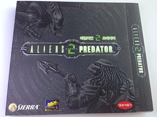 TopCD Aliens Versus Predator 2(PC, 2001Korea Import) Multi-Play Englisch win10Alien Vs Predator 2