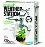 Create Your Own Weather Science Experiments - Educational Weather Station Set - Top Selling Educational - Science Toys & Games Gift Present Idea For Birthdays Age 8+ Children Kids Boys Girls