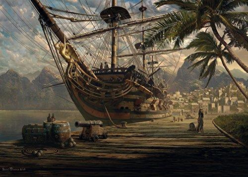buque-fondeado-schmidt-rompecabezas-de-1000-piezas-58183-barco-de-vela