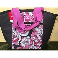 Igloo Insulated Shopper Cooler Tote Bag-Blue,Purple 21 x 12 by Igloo