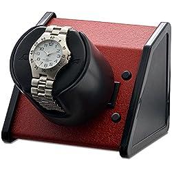 Orbita Sparta 1 Bold Single Watch Winder - Red