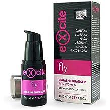 Excite Fly Gel Estimulante mujer a base de Extractos Vegetales - 15ml