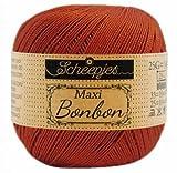 StoffHandwerker Scheepjes Maxi BonBon (388) Rust