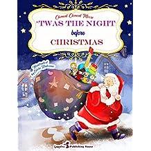Twas the Night before Christmas (Enhanced Edition with Original Illustrations): Magic Winter Literature (English Edition)