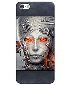 FurnishFantasy 3D Printed Designer Back Case Cover for Apple iPhone 5,Apple iPhone 5s