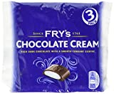 Frys Chocolate Cream 3 Pack 147g
