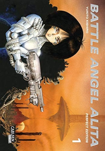 Battle Angel Alita - Perfect Edition 1 (1)