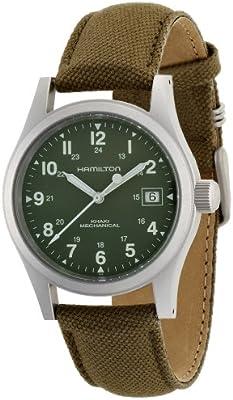 Hamilton Khaki Field H69419363 Reloj para hombres Legibilidad Excelente