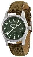 Hamilton Khaki Field Officer Handwinding - Reloj (Reloj de Pulsera, Masculino...
