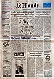 Telecharger Livres MONDE LE No 16081 du 09 10 1996 L OFFENSIVE DES TALIBANS LE GENERAL LEBED A L OTAN UN GRAND MARIAGE BANCAIRE LA FUSION DE LYON ET DE GRENOBLE POLEMIQUE SUR L AMNIOCENTESE VERSETS CULINAIRES WALL STREET A LA HAUSSE L ENA ET LES CRITIQUES UN ENTRETIEN AVEC LE PDG DE TF1 PHILIPPE LEOTARD SUR SCENE LA POLICE SAVAIT QUE LE FLNC ENVISAGEAIT DE FRAPPER A BORDEAUX MARSEILLE ET LYON M JUPPE VEUT METTRE HORS D ETAT DE NUIRE LE TERRORISME CORSE IMMIGRES REGULARISATIONS ET EXPULSIONS FACI (PDF,EPUB,MOBI) gratuits en Francaise