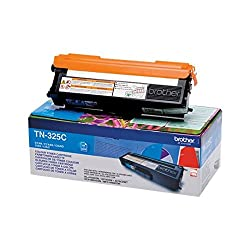 Brother Original Tn325c Cyan Toner