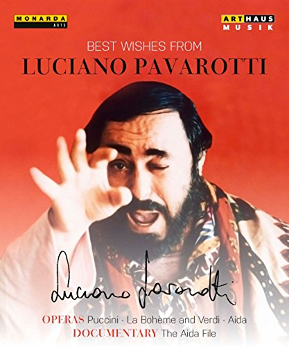 Best Wishes From Luciano Pavarotti (Aida, La Bohème und