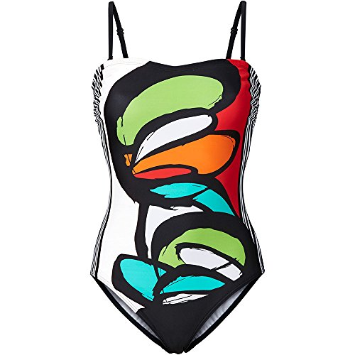 PinkLu Bikini De Mujer con Traje De BañO De Una Pieza BañAdor Mujer Bikini Estampado Una Pieza Hacer...