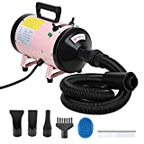 Best Dog Dryers - Voilamart 2800W Pet Grooming Hair Dryer High Velocity Review
