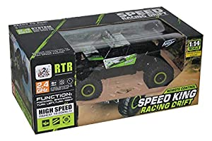 Kidz Corner Coche Buggy Speed King con Pack Pilas,, 438375