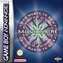 GameBoy Advance - Wer wird Millionär / Who Wants To Be A Millionaire