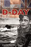 Voices from D-Day by Jonathan Bastable front cover