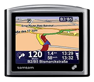 tomtom one ii regional d a ch pna navigation. Black Bedroom Furniture Sets. Home Design Ideas
