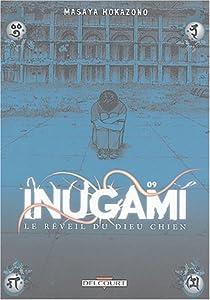 Inugami le réveil du dieu chien Edition simple Tome 9