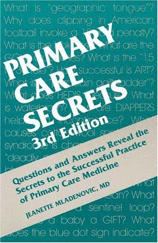 Primary Care Secrets (The Secrets Series) -