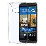 deinPhone HTC One A9s Silikon Case Clear