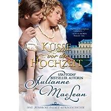 Küsse vor der Hochzeit