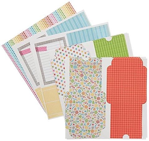 Doodlebug Take Note Paper Mini Pockets Craft