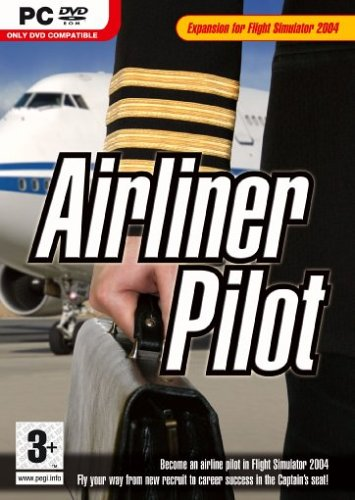 Flight Simulator 2004 – Airliner Pilot (DVD-ROM)